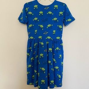 Disney Toy Story Alien dress